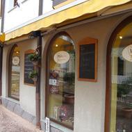 Außenansicht vom Weinglas Bad Driburg